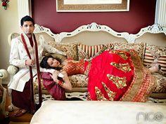 South Asian Wedding - Bride (dulhan) Groom (dulha)
