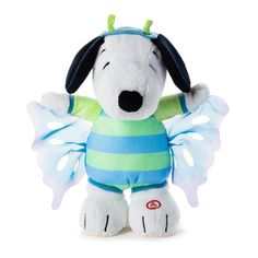 Peanuts® Flutterby Snoopy Stuffed Animal