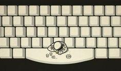 Hvor finder Astronauter h�nge ud?