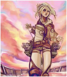 BR Annie Leonhardt - Art Trade by renato-didi
