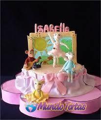 Pin Torta Angelina Ballerina Cake Decorating Community Cakes We . Angelina Ballerina, Ballerina Cakes, Fancy Cakes, No Bake Cake, Cake Decorating, Birthday Cake, Baking, Desserts, Ballet