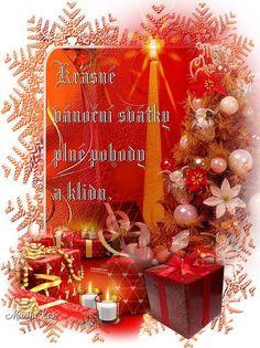 Vánoční přání 1 | Grafika-obrázky-přání