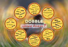 Hra DOBBLE – vybrané slová po P