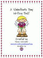 A Valentine's Day Writing Freebie