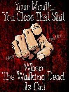 The Walking Dead, Memes