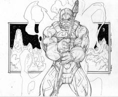 Awesome MotU art by Kevin Sharpe - Page 2