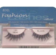 34a98833dcb Luxe Beauty Supply - Ardell Fashion Lash 120 Black, $3.99 (http://