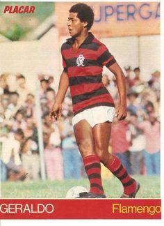 Geraldo - 1975 - um grande craque que se foi muito cedo. Excelente futebol e muita classe em campo