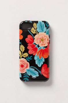 Nashville Rose iPhone 5C Case - anthropologie.com