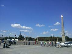 Paris City Tour..