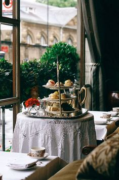 Afternoon Tea at The Rubens at the Palace in Belgravia, opposite Buckingham Palace. London