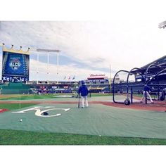 Almost time for Game 2. #TakeTheCrown | royals.com