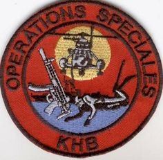 Patch Special Operations Cdo HUBERT