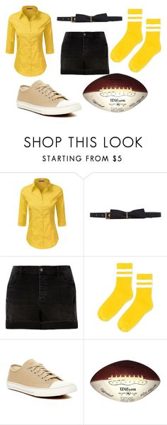 """Charlie Brown"" by lauren53103 on Polyvore featuring Lanvin, River Island, Topshop, Tretorn, Costume and charliebrown"