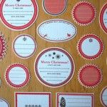 4 Free Last Minute Gift Labels/Tags #247moms