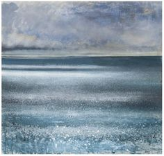 Kurt Jackson (British, b. Blandford, Dorset, England) - First Day of Spring, March 2011 Paintings: Oil on Canvas Kurt Jackson, Seascape Paintings, Landscape Paintings, Abstract Landscape, Abstract Art, Abstract Sculpture, St Just, Historia Natural, Jackson's Art