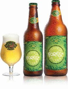 Forest Pilsen. Amazon Beer. Belém-PA. #brazil #beer