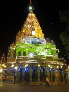Mahakal Temple , Madhya Pradesh.