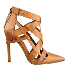 "Nine West Vintage America Collection ""Galavant"" Heels http://vintageamericacollection.com"