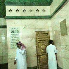 Inside the kabah #Mecca