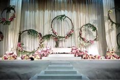 Jay D' Event Stylist By:arncamugao design. Wedding Stage Decorations, Engagement Decorations, Flower Decorations, Wedding Trends, Wedding Designs, Wedding Planer, Wedding Preparation, Indoor Wedding, Rustic Wedding