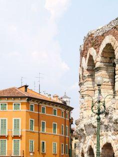 6 Things to do in Verona, Italy >> Photo Italy Travel Diary
