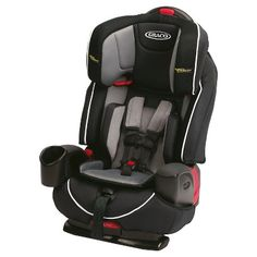 The Graco Nautilus 3 In 1 Booster Seat With Safety Surround Is A Top Rated Toddler Car Offering Ultimate Head Protection This Forward Facing