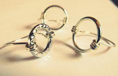 Wobisobi: Circle Rings, DIY