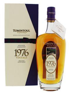 Tomintoul Vintage 1976 0,7L 40% - Schotland