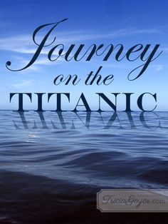 Must-have homeschool resources for a study on the Titanic