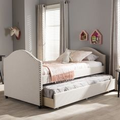 Katherine Daybed & Trundle & Reviews | Joss & Main