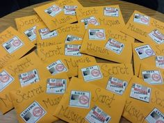 Spreading Kindness at School!! Random Acts of Kindness Secret Agent Style!