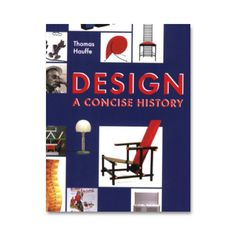 Aiming to place design developments in their broader context, this text describes the history of design from its emergence as a separate discipline around 1750 to the present. Arranged chronologically, and with colour-coded pages for ease of reference, the book includes time-lines and designers' biographies, as well as feature spreads on notable designers and companies. There is also a detailed list of major design museums and collections.