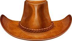 "Photo from album ""Головные уборы"" on Yandex. Horse Party, Cowboy Party, Brown Cowboy Hat, Cowboy Pictures, Cowboy Pics, Fashion Clipart, Farm Fun, Cowboy Christmas, Beanies"