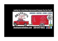 Brannan's Window and Siding is the top-notch home improvement/ Renovation Company serving Canton IL, Macomb, Havana, Peoria and Easton IL area. Visit us today! http://www.brannanswindow.com/