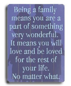 Help make a house or apartment feel like home with charming accents, heirlooms and nurturing decor. This delightful piece features a sweet saying and balanced design. The plaque comes ready to hang or simply lean against a wall for instant appeal.
