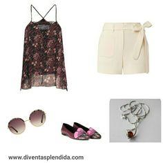 #outfit   #autunno2016 #collana :::  http://www.gialloambra.it Segui  +DiventaSplendida.com