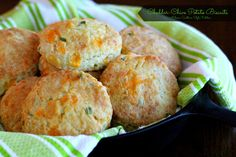 Potato biscuits go way back in my family as a way to use leftover mashed potatoes. My family has...