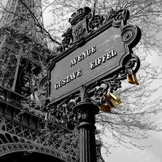 más de París en blanco y negro
