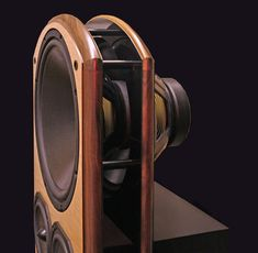 Dipole speakers (Legacy Helix speakers)