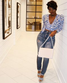 Cute Summer Outfits, Classy Outfits, Sexy Outfits, Chic Outfits, Fashion Outfits, Fashion Ideas, Fashion Inspiration, Black Girl Fashion, Cute Fashion