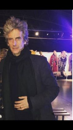 Peter Capaldi at the Doctor Who Experience...again...2017
