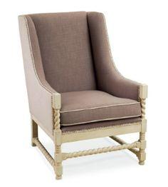ALC-CH020 Paese Arm Chair Adams Furniture High Point North Carolina 336 885 7474