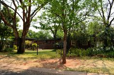 This stunning home guarantees spacious living in a sought after street in Wierda Park, within walking distance from Eldoraigne- and Sutherland High Schools, Sutherland Spar and other amenities. High Schools, Property For Sale, Distance, Sidewalk, Deck, Walking, Street, Outdoor Decor, Plants