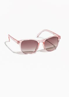 & Other Stories | Round Frame Sunglasses