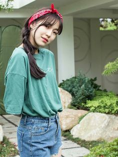 South Korean Girls, Korean Girl Groups, Korea Fashion, Girl Fashion, Lee Seo Yeon, Kpop Girls, Cool Girl, Korea Style, Hairstyle