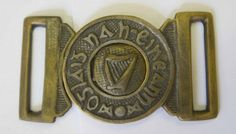 1914-16 Irish Volunteers, belt buckle
