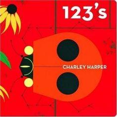 Charley Harper 123s Book