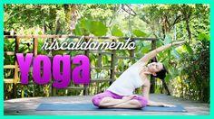 Come iniziare una lezione di Yoga, preparando tutto il corpo! 1/3