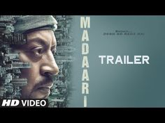 #IrrfanKhan Movie #Madaari Releasing Today in India - Its Live News